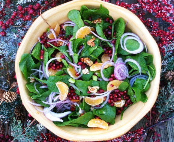 clementinesalad