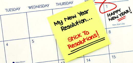 Tuesday Training: Tips to Keep New Year's Resolutions and A New Year, A New You Workout Routine
