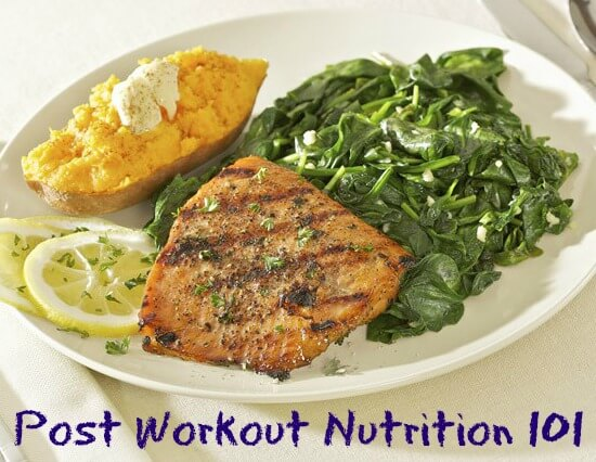 Tuesday Training: What to Eat After a Workout