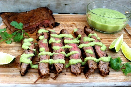 Carne Asada - Whole 30, Paleo