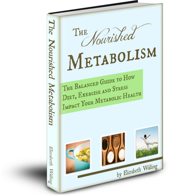 Friday Favorites: Book Review Part 1 - The Nourished Metabolism