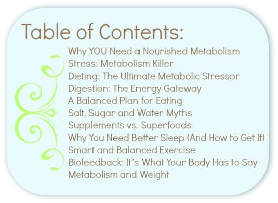 metabolismcontents