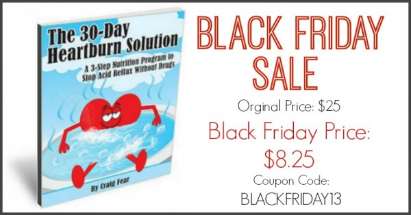 Heartburn Solution Coupon