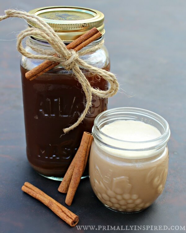 Homemade Chai Tea Concentrate - PrimallyInspired.com