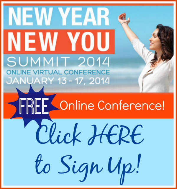 New Year New You Online Summit 2014 | PrimallyInspired.com