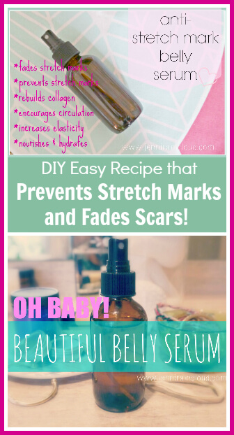 Stretch Mark Serum Recipe - PrimallyInspired