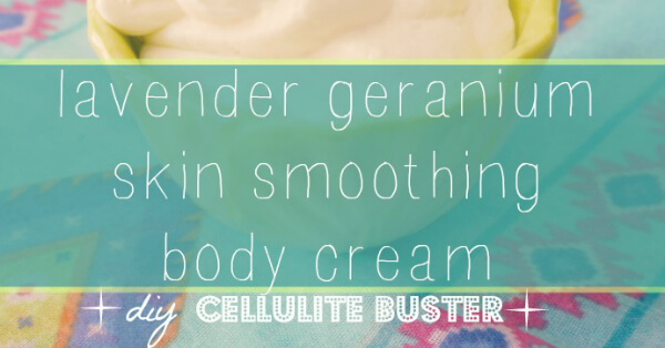 cellulite smoothing body cream