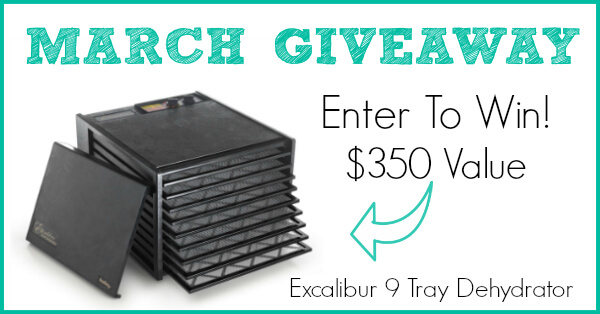 march giveaway