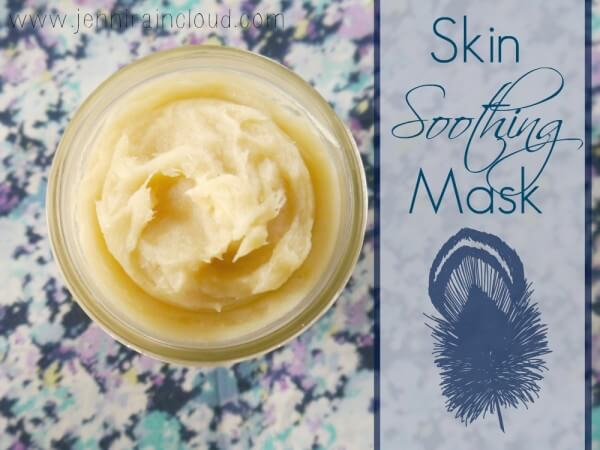 Skin Soothing Mask Recipe - www.PrimallyInspired.com