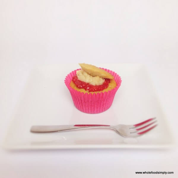 Jam Muffins - WholeFood Simply