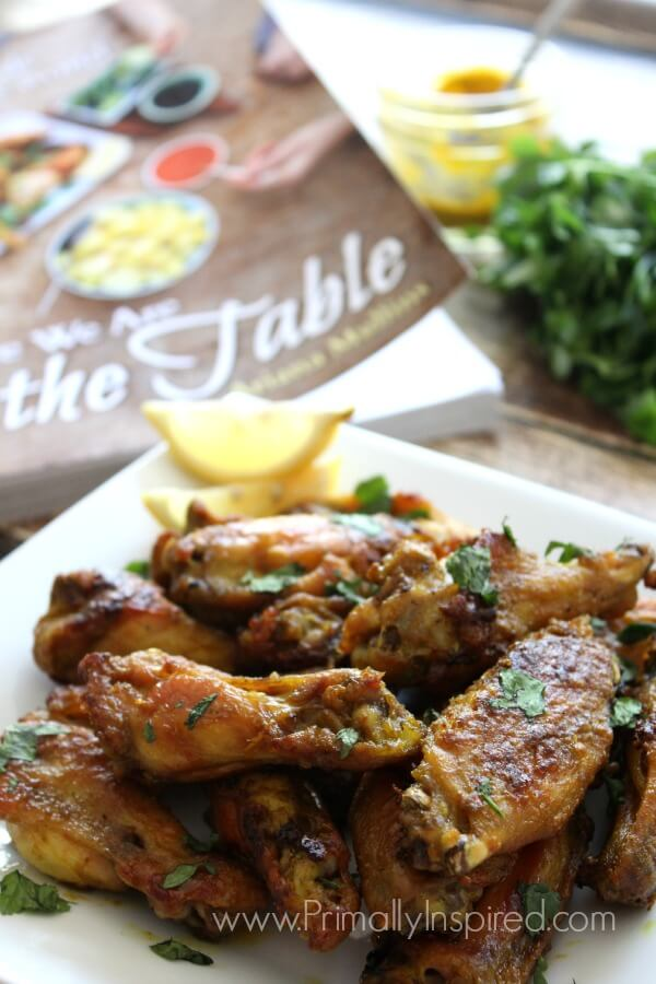 Smoky Turmeric Chicken Wings Recipe Primally Inspired