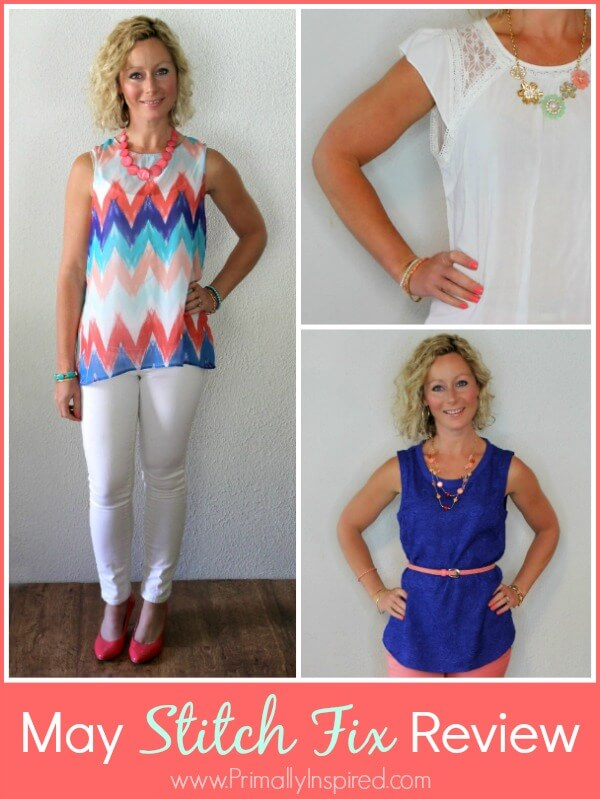 May Stitch Fix Review  Primally Inspired