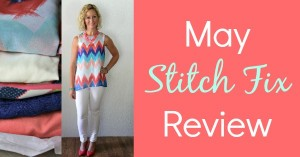 May Stitch Fix Review from Kelly at Primally Inspired #stitchfix