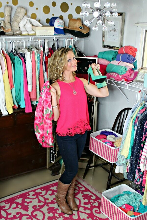 How To Create Your Dream Closet- love this!!! Dressing Your Truth Type 1 | Kelly Primally Inspired
