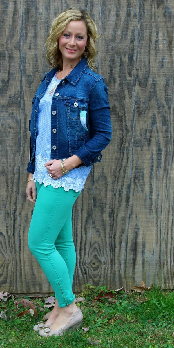 November Stitch Fix Review 2015 - Dressing Your Truth Type 1