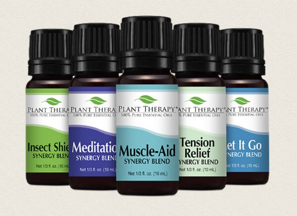 Plant Therapy Esssential Oils Giveaway
