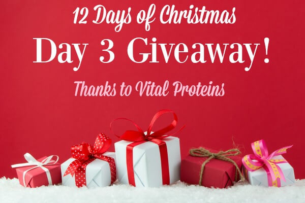 Vital Proteins Giveaway