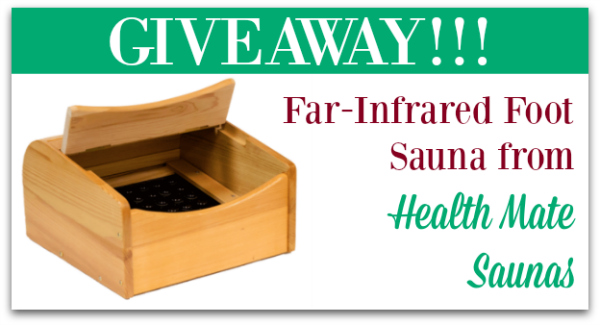 Far Infrared Sauna for Feet