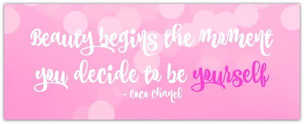 Dressing Your Truth Transformation - Real Beauty begins the moment you decide to be yourself