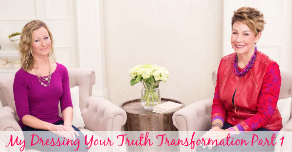 My Dressing Your Truth Transformation (DYT Type 1 Transformation)
