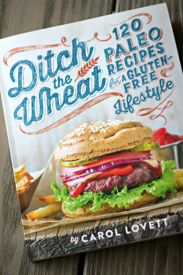 Ditch The Wheat Cookbook